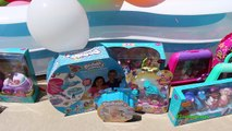 BOOM BOOM BALLOON Pop Game & Giant Amount of Surprise Toys Popping Balloons with DisneyCar