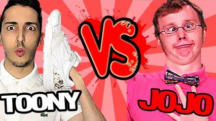 Toony VS Jojo Bernard