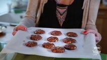 Recette de cookies végans sans cuisson