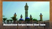 Mouqadimaat Serigne Abdoul Ahad Toure