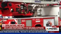 ISIS Claims Responsibility For Brussels Attacks _ MSNBC