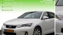 Lexus CT 200h Business Line Led Xenon/ Full map navigatie/