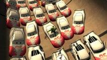 HULK CARS SMASH PARTY! Custom Disney Lightning McQueen CARS   Finger Family Songs Nursery Rhymes  w
