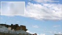 OVNI destruye otro Ovni, Rusia | 6 de Julio 2015 | UFO crash sighting