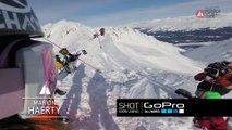 GoPro run Marion Haerty - Haines Alaska - Swatch Freeride World Tour 2016