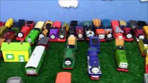 Worlds Strongest Engine Double Trouble 23! Trackmaster Thomas and Friends Competition!