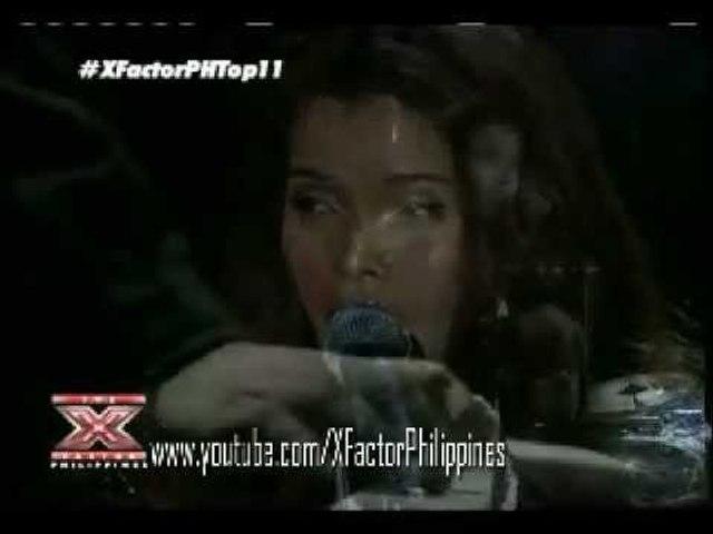 The X Factor Philippines - KZ Tandingan , August 11, 2012