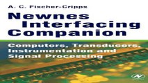 Download Newnes Interfacing Companion  Computers  Transducers  Instrumentation and Signal Processing