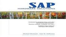 Download SAP Hardware Solutions  Servers  Storage  and Networks for mySAP com