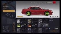 GT6 DRIFT BUILD   Nissan silvia K`s Dia Selection s13   Gran turismo 6
