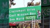 Davey Havok Supports Steve-O Sea World Protest