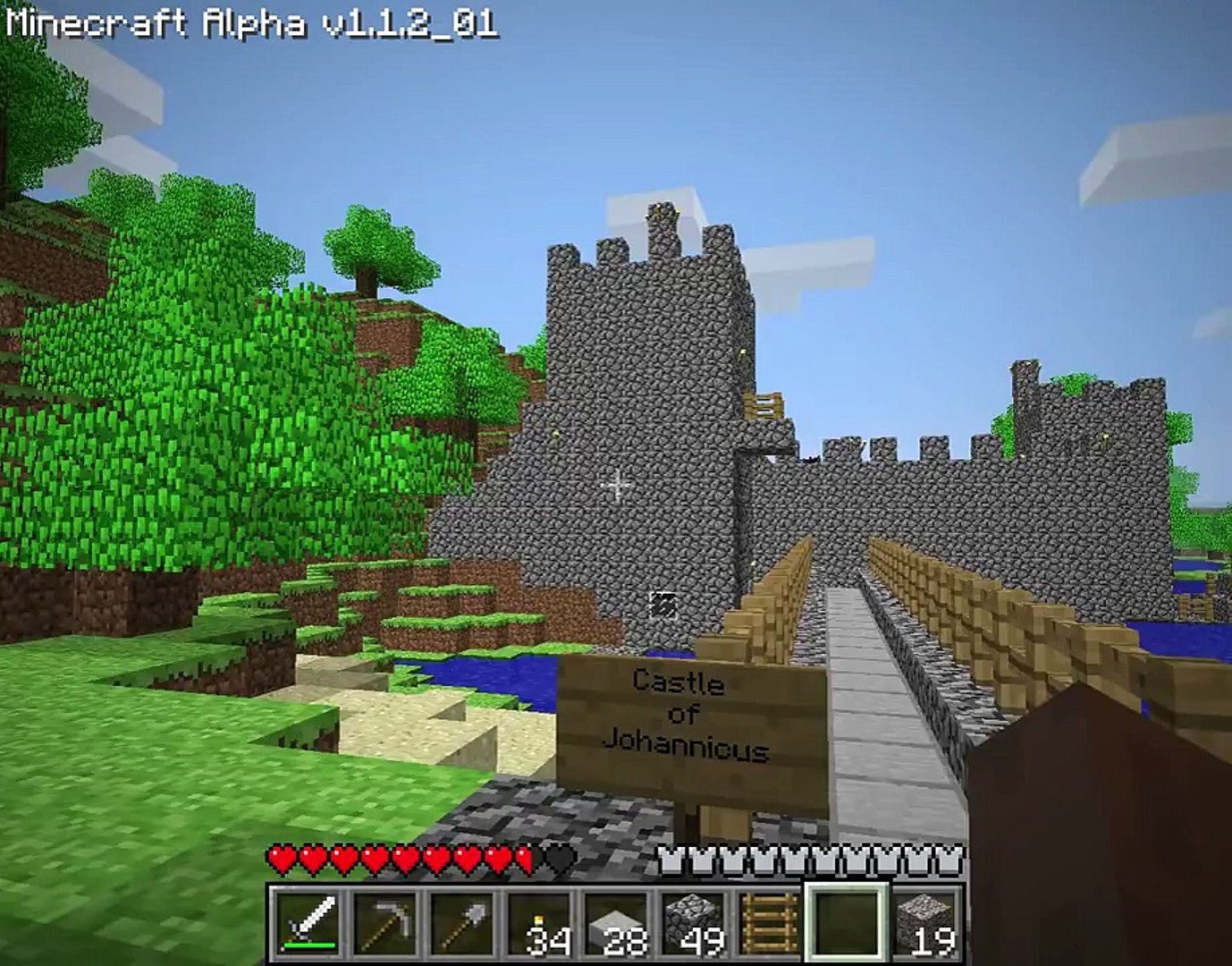 Minecraft Castle Of Johannicus 1 Video Dailymotion