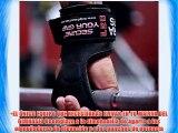 Guantes para levantar pesas Cobra Grips MR Correas para trabajo pesado Alternativa a los ganchos