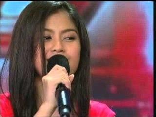 X Factor Philippines - MONIQUE Audition.wmv