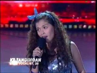 X Factor Philippines - KZ Boot Camp.wmv