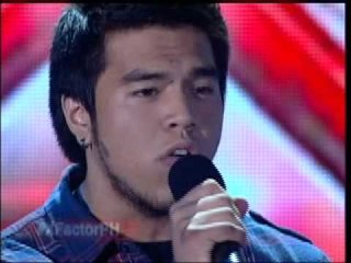X Factor Philippines - JERIC Boot Camp.wmv