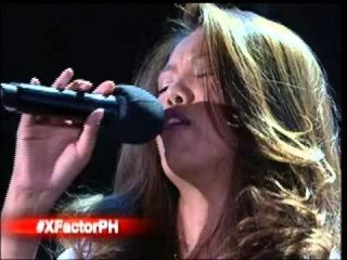 X Factor Philippines - JERRIANE Boot Camp.wmv