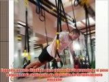 PhysioRoom - Sistema Para Entrenamiento de Suspensión - Tensores Suspension Trainer - Cuerdas