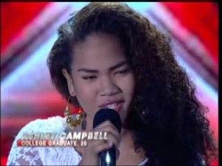 X Factor Philippines - ASHLEY Boot Camp.wmv
