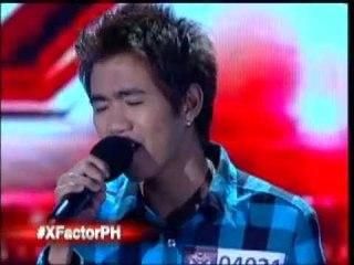 X Factor Philippines - GABRIEL Boot Camp.wmv