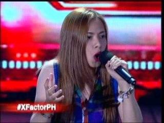 X Factor Philippines - AURIETTE Audition.wmv