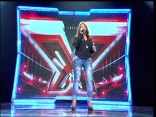 X Factor Philippines - JERRIANE Audition.wmv
