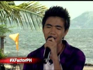 X Factor Philippines - GABRIEL Judges Home.wmv