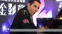 Bence Peter, le pianiste qui joue le plus de notes en une minute