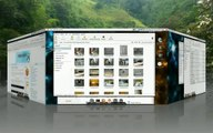 Mi ubuntu 7.10 con compiz-Fusion