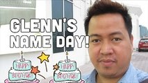 Glenns Name Day (21 Mar 2016) Dubai Pinoy Vlogs