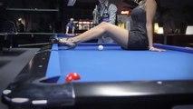 Venom Trickshots II- İ: Sexy Pool Trick Shots in Germany