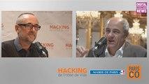 Hacking de la Ville de Paris - Jean-Louis Missika