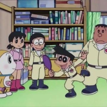 Doraemon: Los caza estornudos