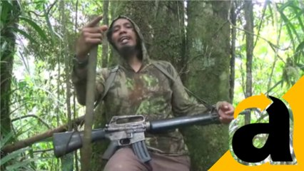 Exclusive: Santoso Most Wanted Terrorist in Indonesia