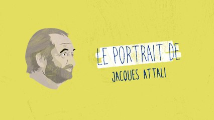 Jacques Attali - Les Portraits du Bondy Blog