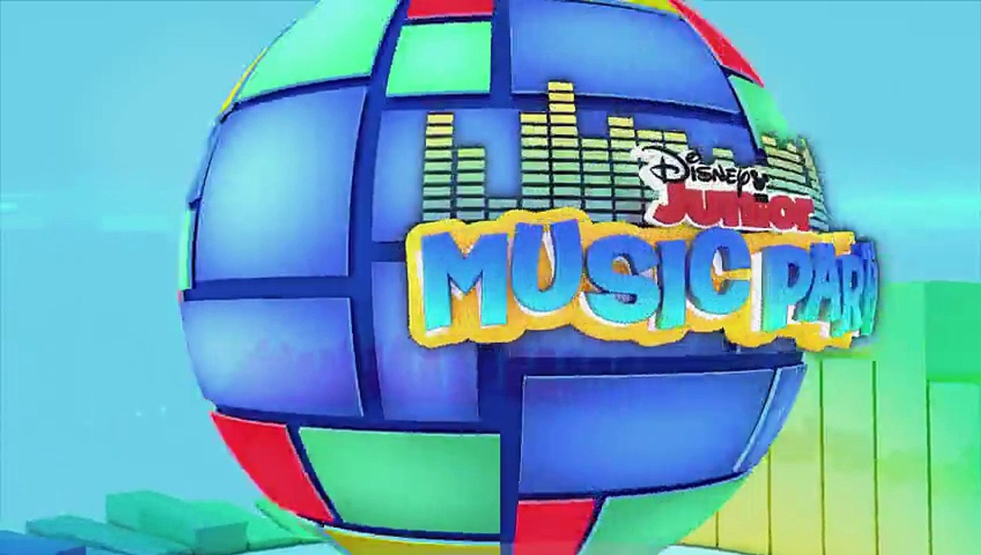 Disney Junior España - Disney Junior Music Party: La casa de Donald