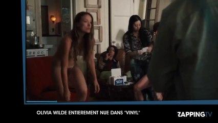 "Olivia Wilde complètement nue dans ""Vinyl"" de Martin Scorsese (Vidéo)"