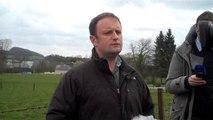 Vache folle en Thiérache : le vétérinaire témoigne