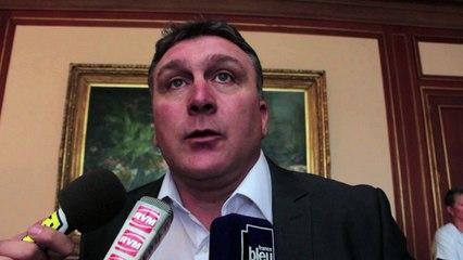 Cas de vache folle : Reaction du president de la chambre d'agriculture