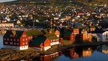ILES FEROE  Thorshavn et ballade sur l'ile   de Streymoy