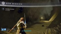 Destiny  King s Fall Raid  Traverse the Edge  Solo Level Completion Gameplay