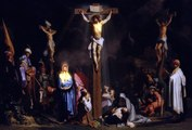 Crucifixion Easter 2016