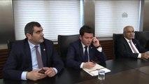 Kılıçdaroğlu, Otizm Dernek ve Vakıflarını Temsilen Gelen Heyetle Görüştü