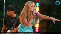 Miley Cyrus Gets Senitmental About Hannah Montana
