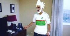 Le Hulk algérien, Mahrez en Dragon Ball Z, Benzema dribble Zidane !