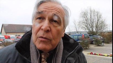 Accident-RCEA- Pierre André Perissol - le maire de Moulin consterné