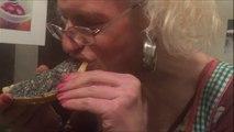Challenge Crade : Manger une tartine de cendres de cigarettes