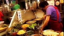 Korean Street Food Documentary 2015 - Tasty Test Korean Food in Gwangjang Market Korea