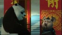 Kung Fu Panda  Bonnes fêtes - dessin animé complet en francais  Étoile Dessin Animé