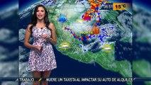 Susana Almeida Pronostico del Tiempo 24 de Marzo de 2016